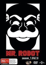 Mr. Robot : Season 1-2 (DVD, 2017, 7-Disc Set) (Region 4) Aussie Release
