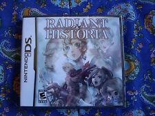 Radiant Historia - Nintendo DS - Nuevo Precintado