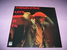 MARVIN GAYE LET'S GET IT ON VINYL GATEFOLD LP  SEALED  BRAND NEW