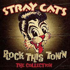 STRAY CATS 'ROCK THIS TOWN : THE COLLECTION' (Best Of) CD (2013)