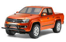 Tamiya 58616 1/10 EP RC Car CC01 Chassis Volkswagen Amarok Pick-Up Truck w/ESC