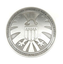 THE AVENGERS AGENTS OF SHIELD S.H.I.E.L.D. METAL BADGE FULL SIZE-35110