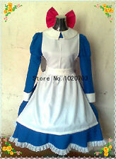 Mad Father Aya Drevis Dress Cosplay Costume F008