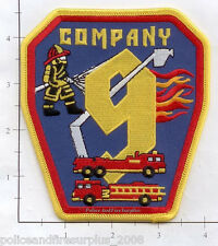 Georgia - Dekalb County Company 9 GA Fire Patch