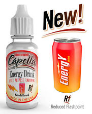 Capella Flavoring Energy Drink Flavor Concentrate 13ml Vape water shakes