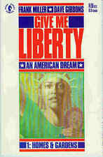 Give Me Liberty # 1 (of 4) (Frank Miller, Dave Gibbons) (USA, 1990)