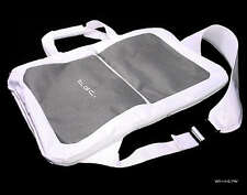 Nintendo Wii U Console Balance Board Grey & White Carry Case Bag Shoulder Strap