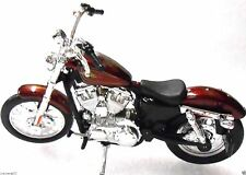 2012 HD Miniature XL1200V 72 Seventy-Two Diecast Harley Davidson Motorcycle Toy