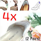 4X HIGH HEEL SHOES INSOLE INSERT LINER GRIPS STICKY FOOT PROTECTOR CUSHION PAD