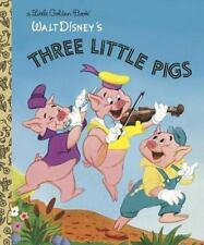 Three Little Pigs (Little Golden Book) by Golden Books, Good Book