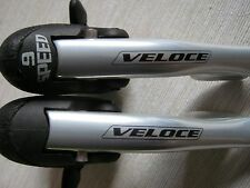 CAMPAGNOLO VELOCE 9-SPEED ERGO-POWER COMBO SHIFTERS, NEW/NOS
