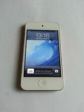 Apple iPod touch 4th Gen White (16GB) Fully Working with Accessories Gift Idea