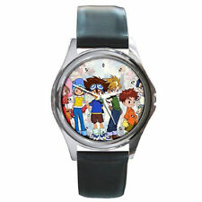 Digimon ultimate pet leather wrist watch