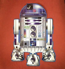 E2-D2 RAVE Flyer like R2 D2! St. Louis July 21, 2001 STREETSONIC Star Wars Party