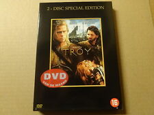 2-DISC SPECIAL EDITION DVD / TROY ( BRAD PITT, ERIC BANA, ORLANDO BLOOM )