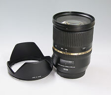 Tamron SP 24-70mm f/2.8 DI VC USD Lens for Canon Excellent+ w/sample image