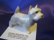 Hagen Renaker Dog West Highland Terrier Figurine Miniature 3135 FREE SHIPPING