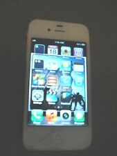 Apple iPhone 4S 16GB White (Sprint) Clean ESN A1387 Works Great!! READ FLAWS!!!