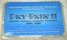 Dry-Brik II desiccant blocks Dry and Store 3-Pack