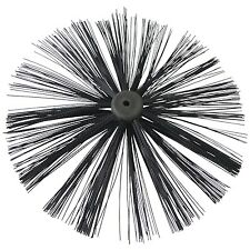 400mm Chimney Sweep Brush - LARGE - Chimney Sweeping Drain