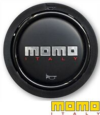 MOMO High Performance Horn Button - 2 Contact - Black