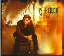 CD - Peter Cincotti - East Of Angel Town - #A3640