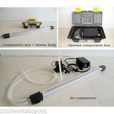 "110V Large Size 95""(2400m) Acrylic Plastic PVC Bending Heating Machine Heater"