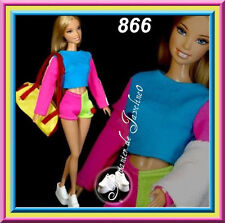 Clothing shorts doll Barbie or model 866