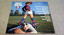 HOT HITS No. 9 1st SEXY UK LP 1972 SHAFT BLAXPLOITATION SOUL FUNK LISTEN