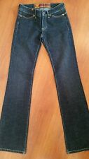 NOTIFY Jeans size 26 x 34 Anemone Made In Italy Dark Wash Bootcut