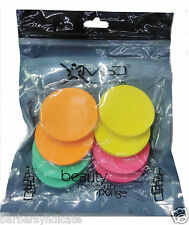16 Pack Soft Face Makeup Sponge Powder Foundation Blender Cosmetic Puff Round