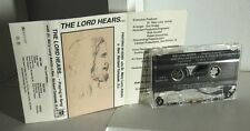 SISTER MARY LUCY ASTUTO Lord Hears cassette tape Pink Nun 1995 Panis Angelicus