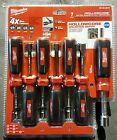 MILWAUKEE 48-22-2517 7 PC Magnetic HollowCore™ Metric Nut Driver Set
