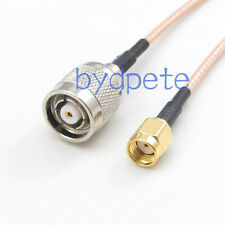 RG316 RP-TNC male to RP-SMA male female pin RF Cable 20cm for wifi router 8inch