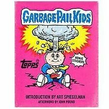 Garbage Pail Kids, Topps Company, The