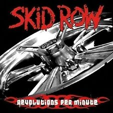Skid Row Revolutions Per Minute CD NEW SEALED 2006 Metal