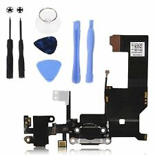 Replacement Dock Connector Signal Antenna Headphone Jack Flex Cable For iPhone 5