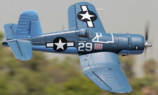 LX Jet 1.6M RC F4U Corsair Warbird Bombs RTF Model Airplane W/ Battery & Radio