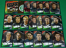 PANINI FOOTBALL UEFA EURO 2004 PORTUGAL EQUIPE COMPLETE ALLEMAGNE DEUTSCHLAND