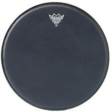 Remo Black Suede Emperor(R) 2 Ply 14 Inch Batter Head, BE-0814-ES