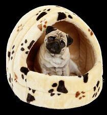 IGLOO Nicchia con cuscino cuccia letto x cani e gatti L34 x P 40 x 38 + OMAGGIO
