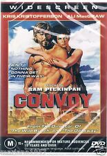 Convoy - kris Kristofferson DVD New