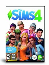 ✔Sealed The Sims 4 ( 2015, PC or MAC )  NO TAX! complete Game