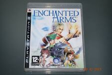 Enchanted Arms Ps3 Playstation 3 (sin Manual) ** GRATIS UK FRANQUEO **