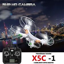 2MP X5C-1 8GB Camera drone 6-Axis Gyro RC UAV RTF AR Quadcopter UFO with 2.4Ghz