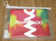 MAMAMOO 2016 MAMAMOO CONCERT MOOSICAL OFFICIAL GOODS SLOGAN TOWEL NEW