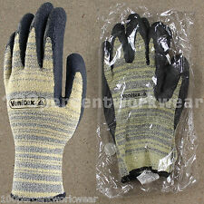 Size 09/LARGE Venitex VENICUT52 Latex Cut Resistant TAEKI 5 Safety Work Gloves