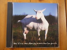 B.L.O.W. Man And Goat Alike / Cottage Industry CD 1995