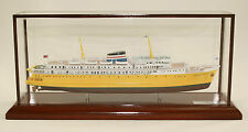 PRINCESS OF TASMANIA - THE 'POT' - MODEL SHIP HIGH PRECISION SCALING AND DETAIL
