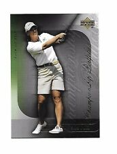 2004 UPPER DECK GOLF CHAMPION PORTFOLIO #CP27 ANNIKA SORENSTAM - MINT